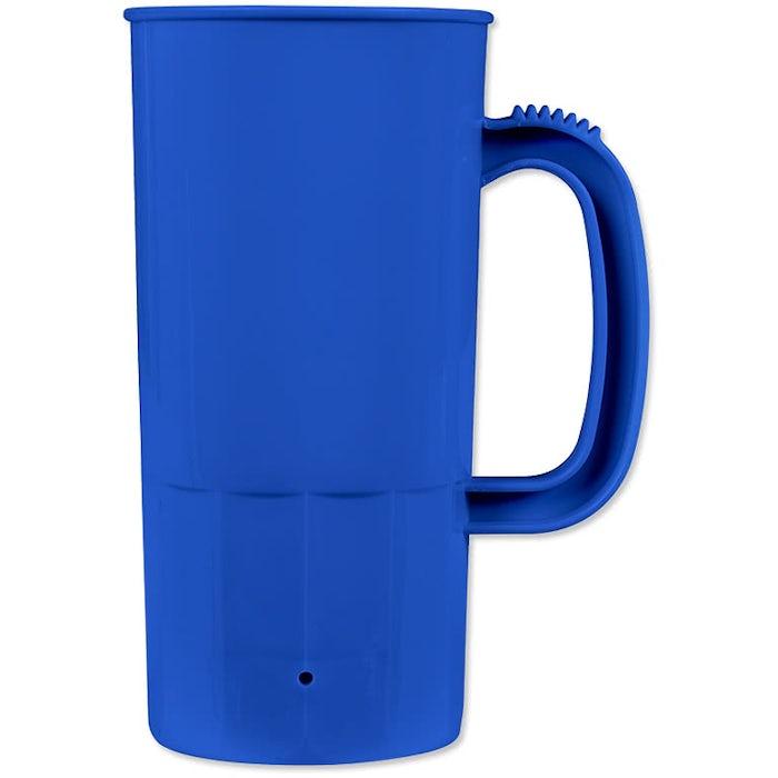 22 oz  Plastic Beverage Mug