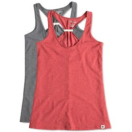 Champion Authentic Women's Tri-Blend Swing Racerback Tank