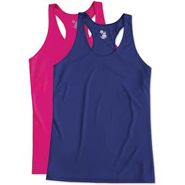 Badger Women's Performance Racerback Tank
