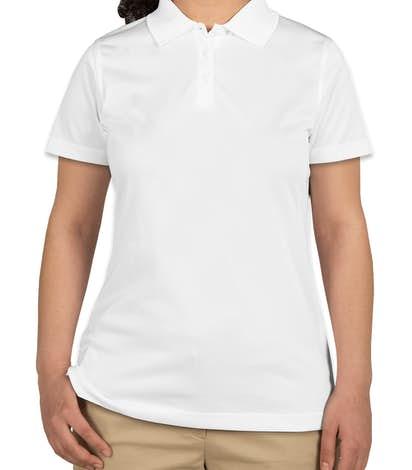 CornerStone Women's Snag-Proof Polo - White