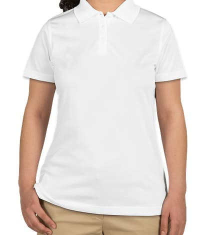 CornerStone Women's Snag-Proof Polo - White
