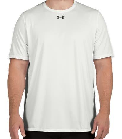 Under Armour Locker Performance Shirt 2.0 - White