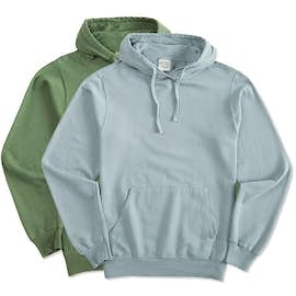 Port & Company Pigment Dyed Pullover Hoodie