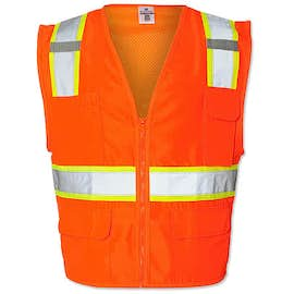 ML Kishigo Class 2 Contrast Safety Vest