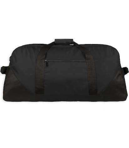 Liberty Series Large Duffel Bag Embroidered Black