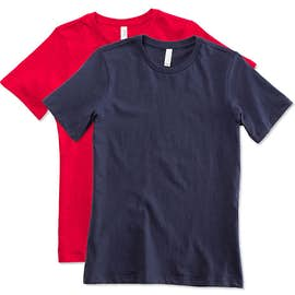 Canada - Bella + Canvas Women's Jersey T-shirt