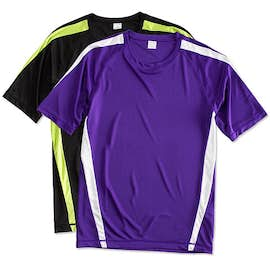 Sport-Tek Competitor Colorblock Performance Shirt