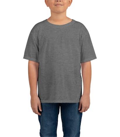 Bella + Canvas Youth Tri-Blend T-shirt - Grey Tri-Blend