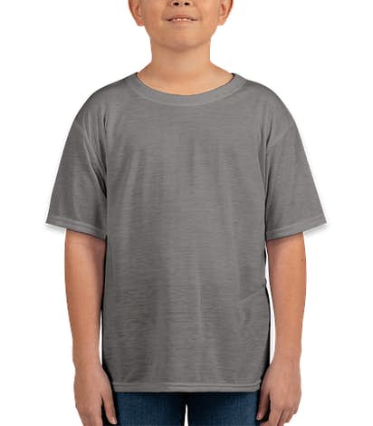 Bella + Canvas Youth Tri-Blend T-shirt - Grey Tri-Blend