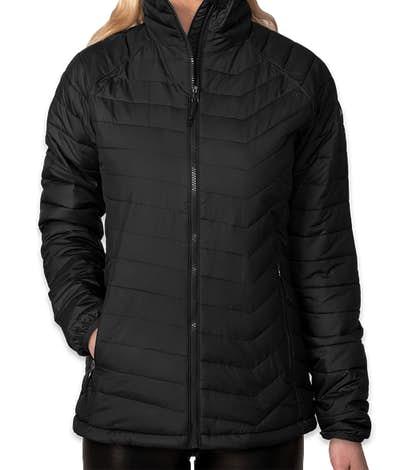 Columbia Women's Powder Lite Jacket - Black