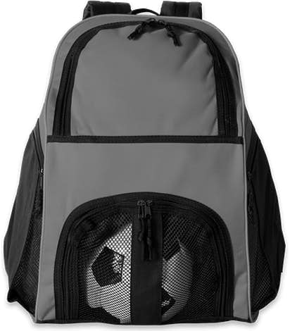 High Five Ball Backpack - Graphite / White