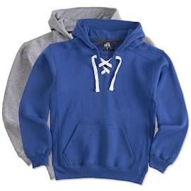 J. America Hockey Pullover Hoodie