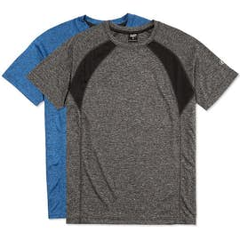 Rawlings Heather Colorblock Performance Shirt