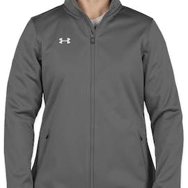 Under Armour Women's Ultimate Team Jacket - Color: Graphite