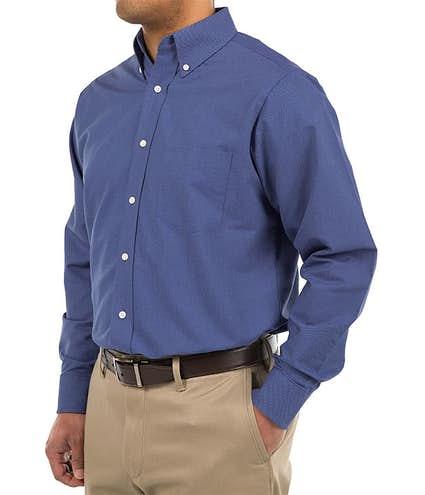 Ultra Club Wrinkle Free Oxford Dress Shirt