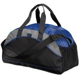 Contrast Duffel Bag