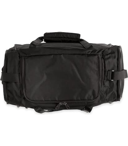 Under Armour Undeniable XS Duffel - Black / Silver