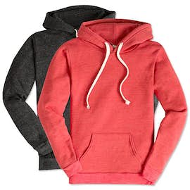 Royal Apparel Eco Tri-Blend USA Pullover Hoodie