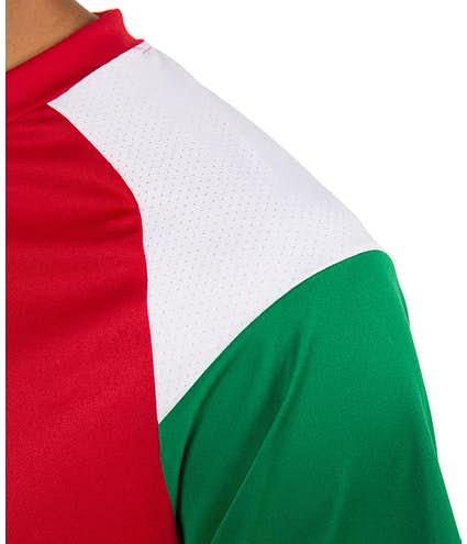 6f2e69006 Custom High Five Mundo Performance Soccer Jersey - Design Soccer ...