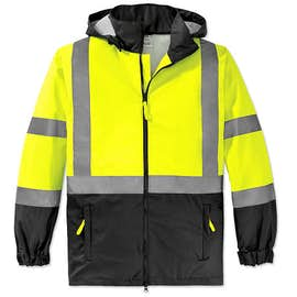 CornerStone Class 3 Hi-Vis Safety Windbreaker