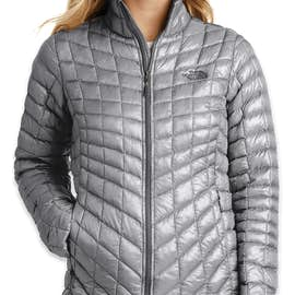 The North Face Women's ThermoBall Trekker Jacket - Color: Mid Grey