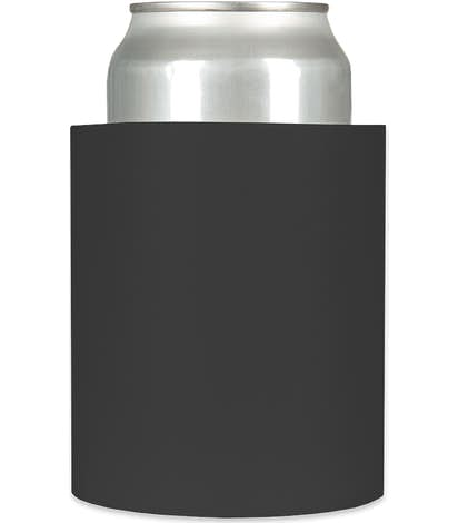 Foam Can Cooler - Black