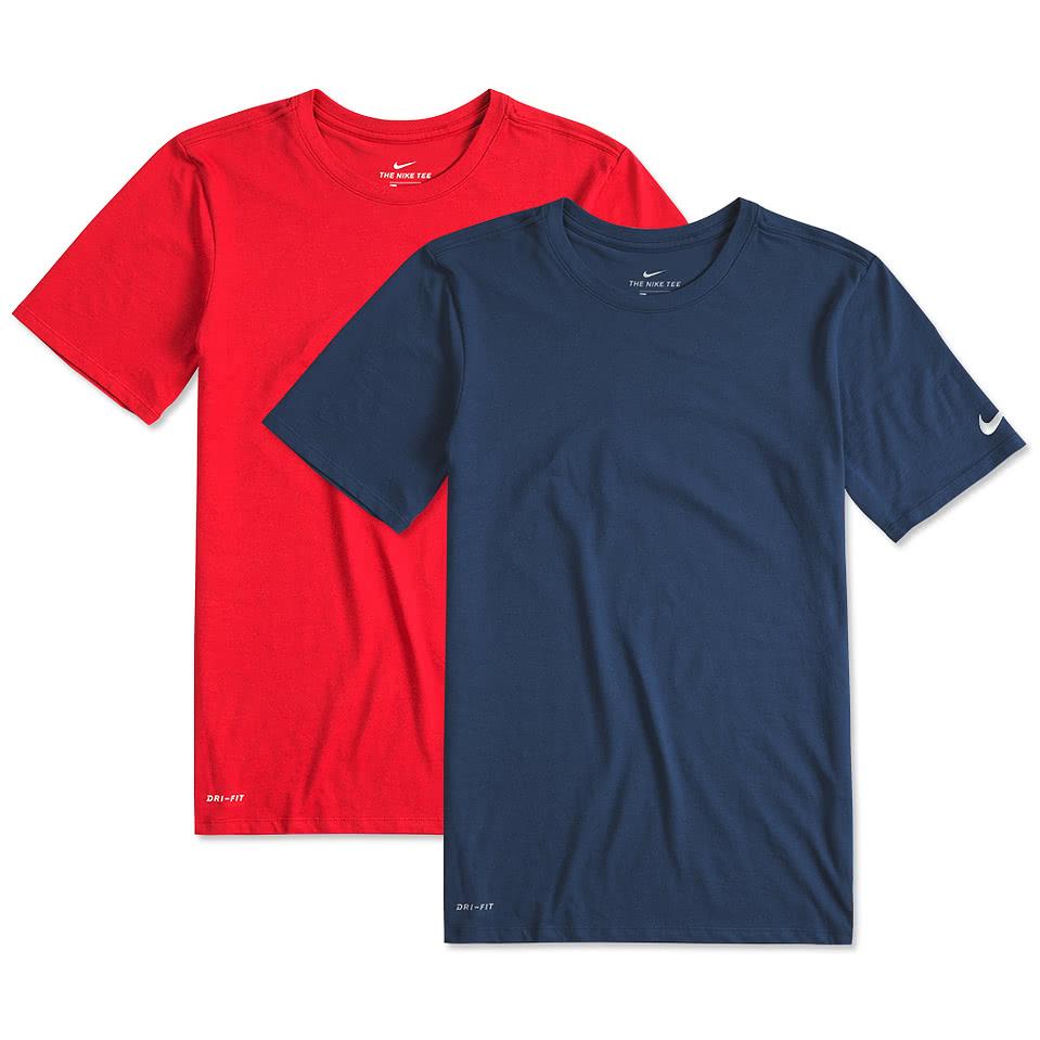 Nike Tshirt, Custom T Shirts