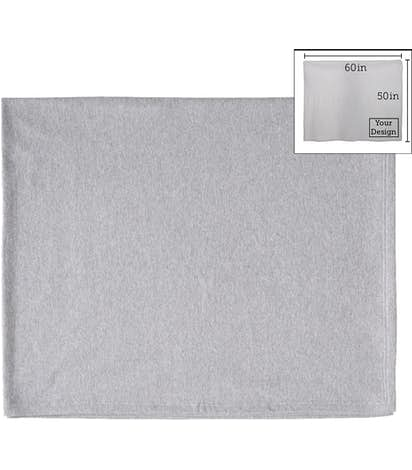 9fd9237ac2 Design Port   Company Sweatshirt Blankets Online at CustomInk