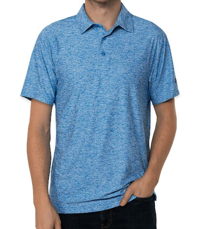 Under Armour Playoff Performance Polo - Blue Jet