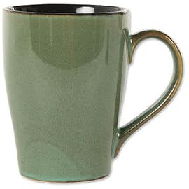 16 oz. Ceramic Two-Tone Sherwood Mug