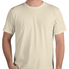Royal Apparel Organic USA T-shirt - Color: Natural