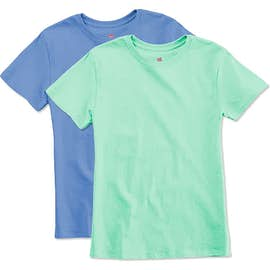 Hanes Women's 100% Cotton T-shirt