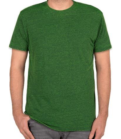 Threadfast Cross Dye Short-Sleeve T-Shirt - Emerald