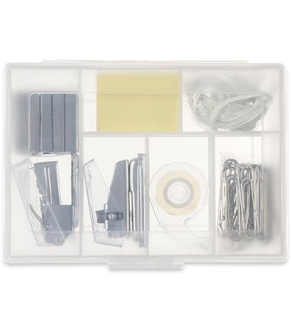 7-in-1 Stationery Kit - Clear