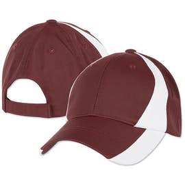 Sport-Tek Colorblock Performance Hat