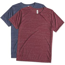 Bella + Canvas Melange Blend T-shirt