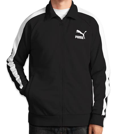 Puma Iconic T7 Track Jacket - Puma Black
