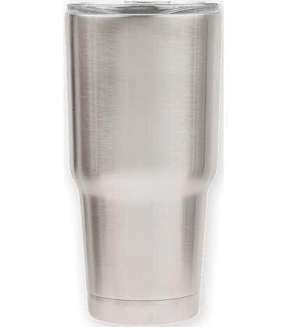 30 oz. Jumbo Insulated Stainless Steel Tumbler - Stainless Steel