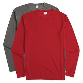 Sport-Tek Soft Jersey Long Sleeve Performance Shirt