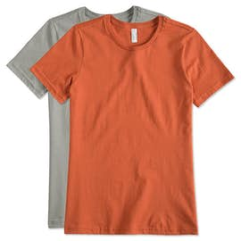 American Apparel Women's Organic Jersey T-shirt