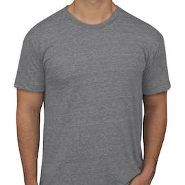 American Apparel Tri-Blend Track T-shirt - Color: Athletic Grey