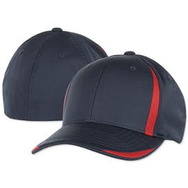 Yupoong Flexfit Colorblock Performance Hat