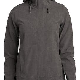 The North Face Women's Apex DryVent Jacket - Color: TNF Dark Grey Heather