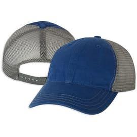Richardson Garment Washed Trucker Hat