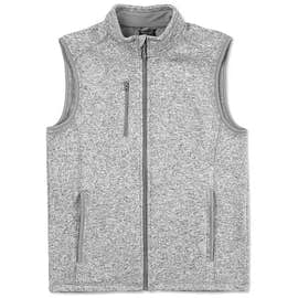 Charles River Sweater Fleece Vest