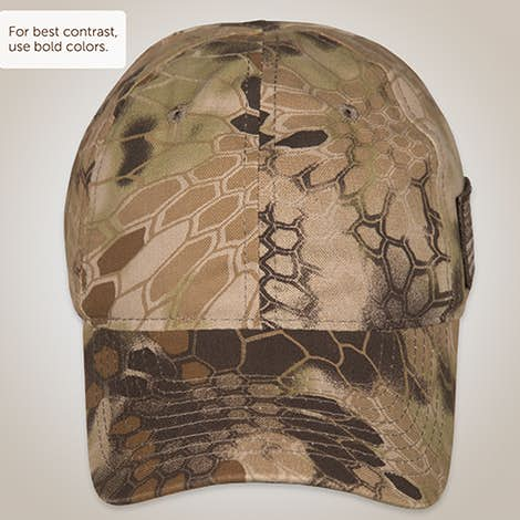 Custom Outdoor Cap Kryptek Camo Hat - Design Camo Hats Online at ...