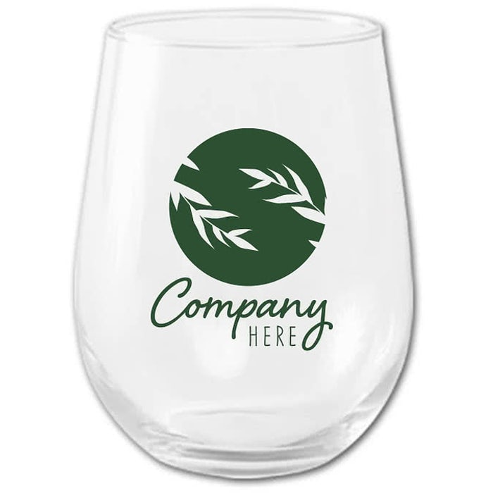 Design Custom Printed 17 Oz Stemless Glasses Online At Customink