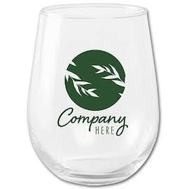 17 oz. Stemless Wine Glass