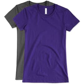 Bella + Canvas Juniors Favorite T-shirt