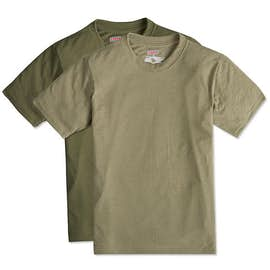Soffe Military 50/50 USA T-shirt